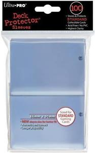 Ultra Pro Clear Sleeves Standard 100