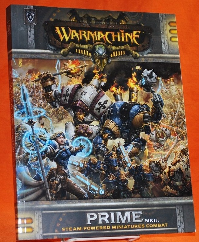 1021 Warmachine Prime Mark 2