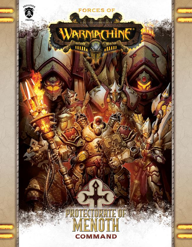 1084 Forces of Warmachine Protectorate of Menoth Mk3 (Softback)