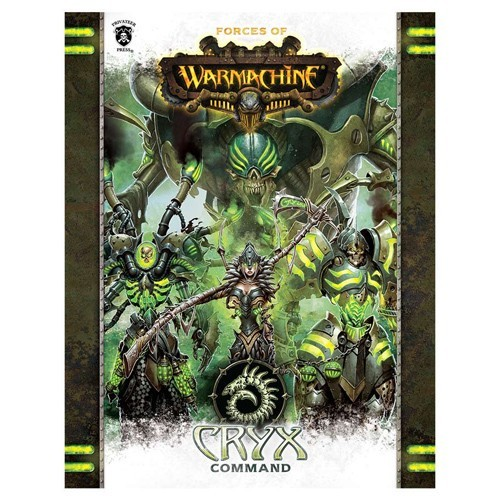 1088 Forces of Warmachine Cryx Command (Hardback)