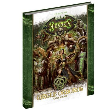 1092 Forces of Hordes Circle Orboros Command (Softback)