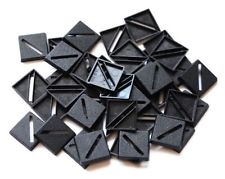 99.001 Square Bases 20mm (Slot - Diagonal) x25