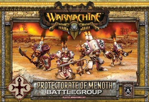 32062 Protectorate of Menoth Battlegroup Mk 2