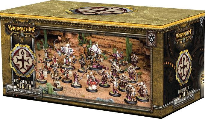 32115 Protectorate of Menoth All-in-One Army Box
