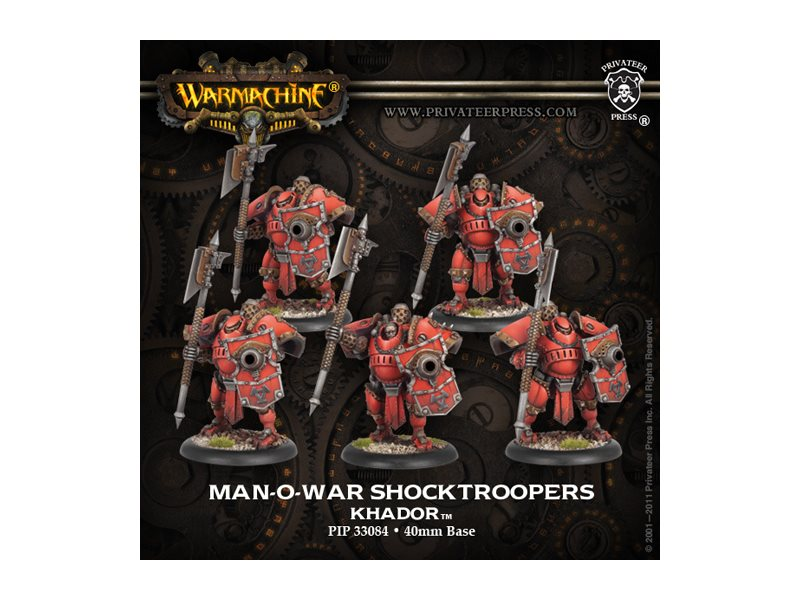 33084 Man-O-War Shocktroopers