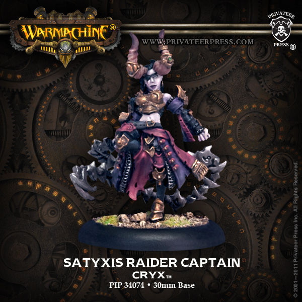 34074 Satyxis Raider Captain