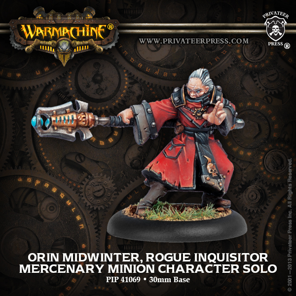 41069 Orin Midwinter Rogue Inquisitor