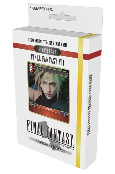 Final Fantasy VII Starter Set