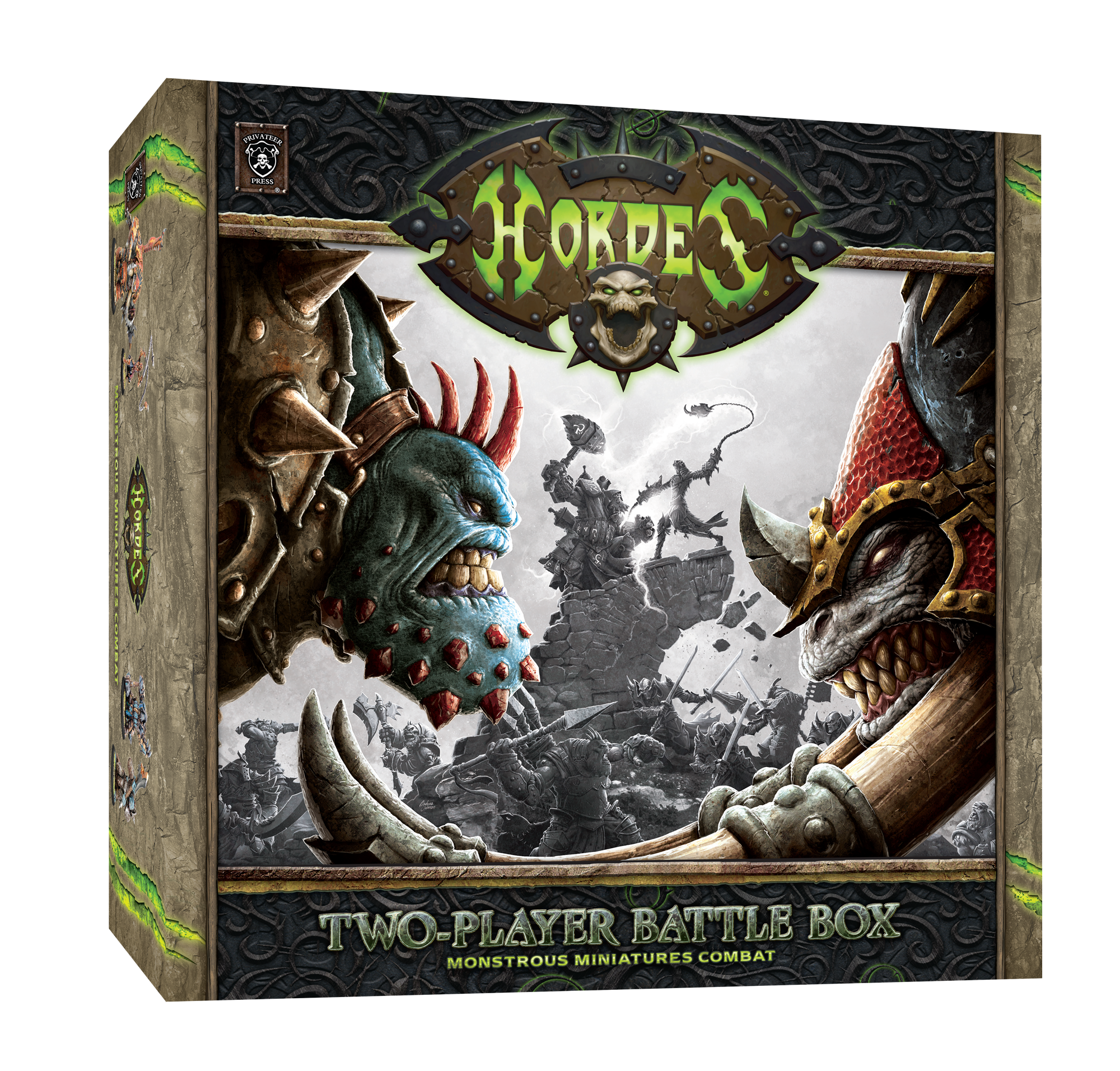 70002 Hordes Two Player Battle Box Mk 3