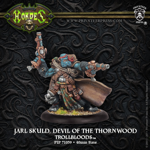 71059 Jarl Skuld, Devil of the Thornwood