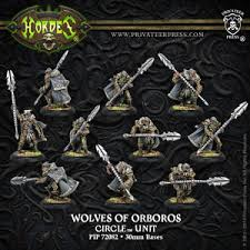 72082 Wolves of Orboros / Reeves of Orboros