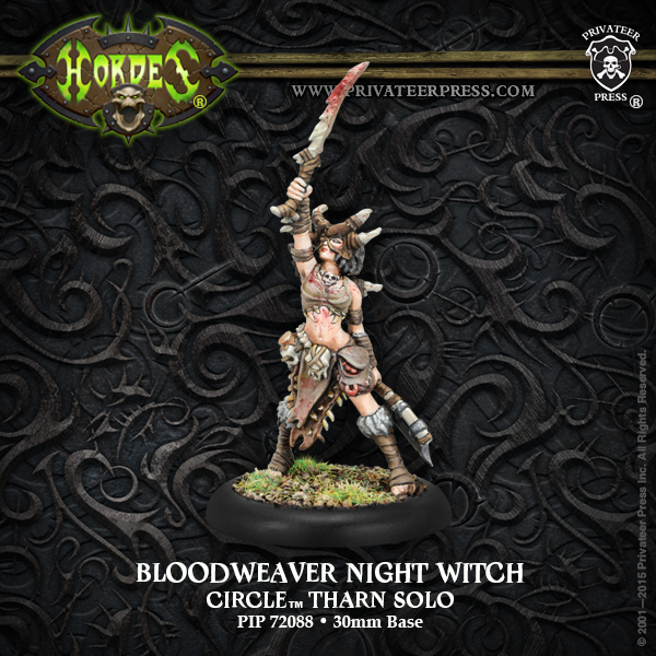 72088 Bloodweaver Night Witch