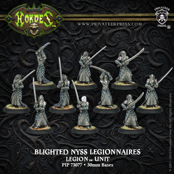 73077 Blighted Nyss Legionnaires