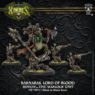 75074 Barnabas, Lord of Blood
