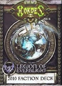 91064 Legion of Everblight 2010 Faction Deck