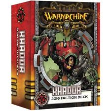 91105 Khador 2016 Faction Deck