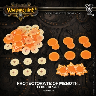 91116 Protectorate of Menoth Token Set Mk 3