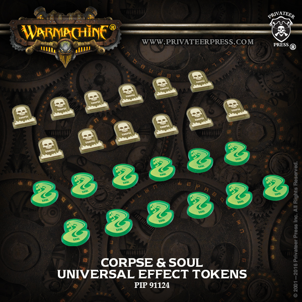 91124 Universal Corpse and Soul Tokens