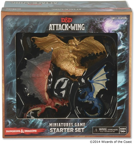 Dungeons & Dragons Attack Wing - Starter Set