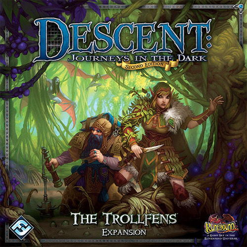 Descent: Journeys in the Dark: The Trollfens Expansion