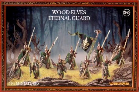 Wood Elves Eternal Guard / Wildwood Rangers