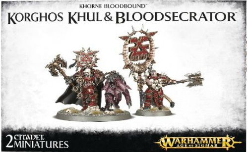 Korghos Khul and Bloodsecrator