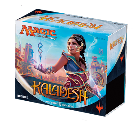 Magic the Gathering: Kaladesh Bundle (Fat Pack)