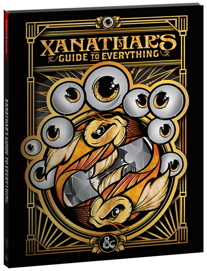 Xanathar's Guide to Everything LIMITED EDITION