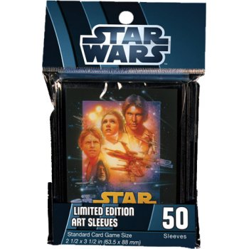 Star Wars Sleeves: A New Hope - 50ct