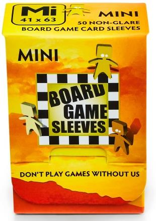 Arcane Tinmen Non-Glare Mini Board Game Sleeves (50ct)