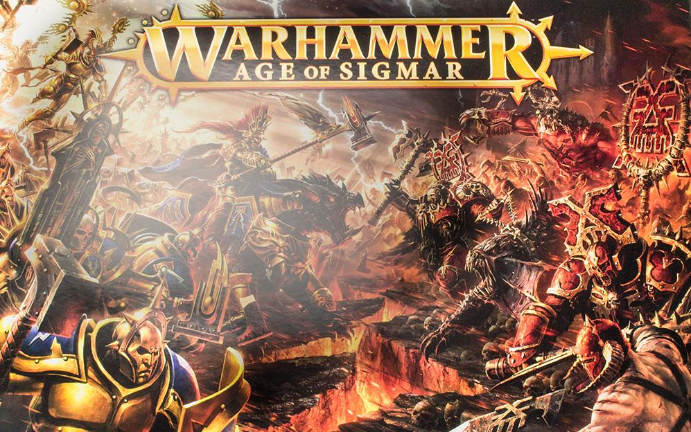 Warhammer: The Age of Sigmar Starter set