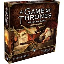 Game of Thrones The Card Game Second Edition