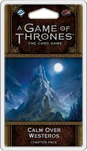 Game of Thrones Calm over Westeros Chapter Pack
