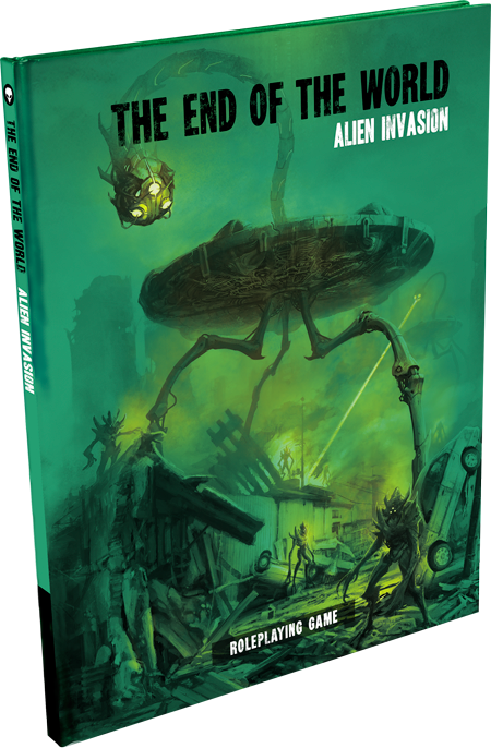 Alien Invasion: The End of the World