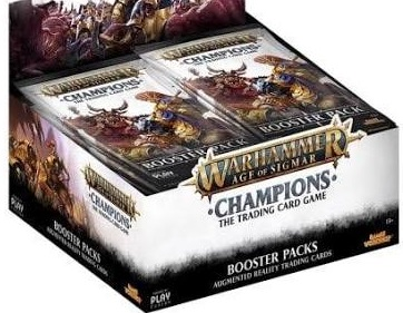 Warhammer AoS Champions Wave 1 Booster Box