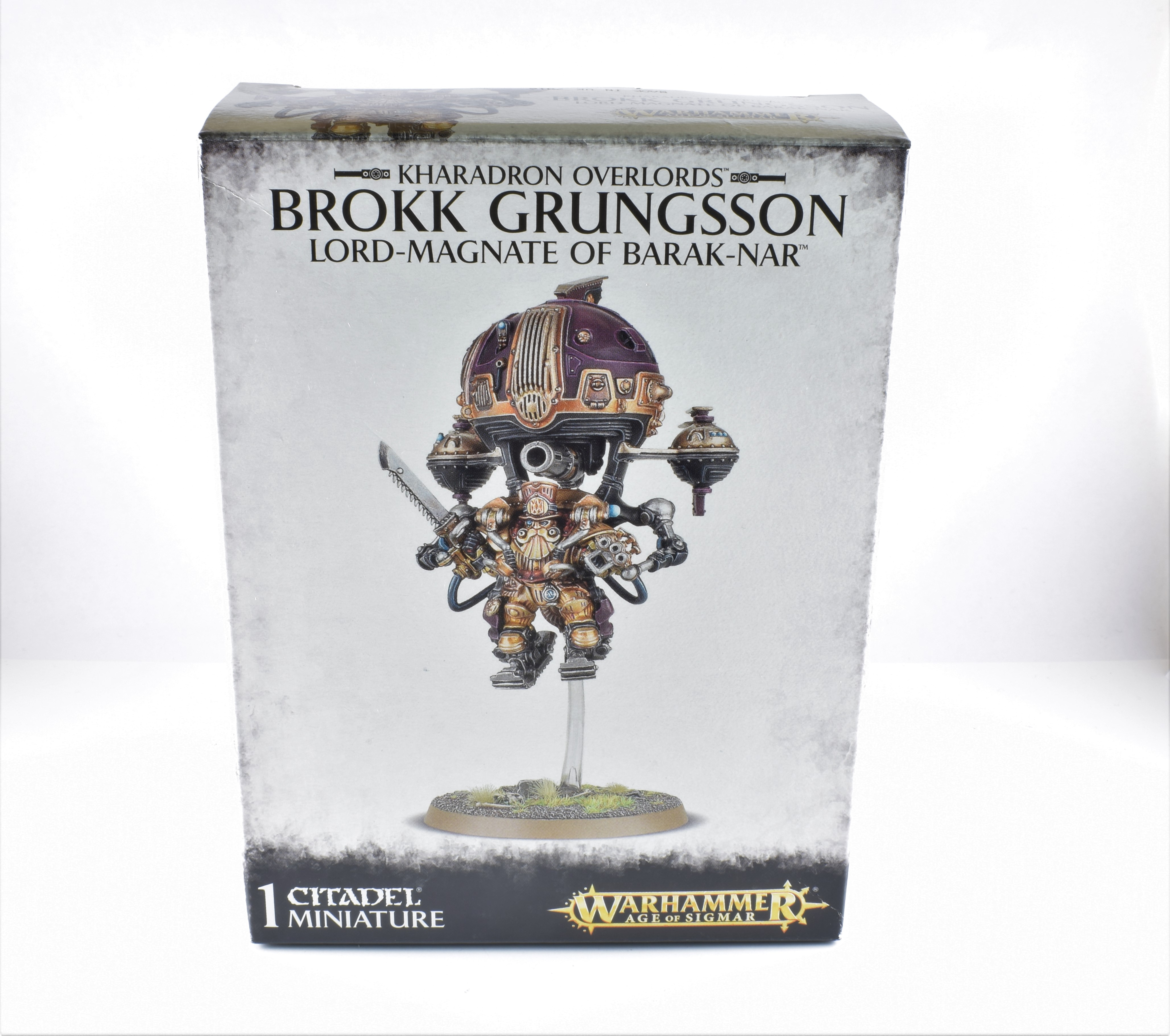Brokk Grungsson, Lord-Magnate of Barak-Nar