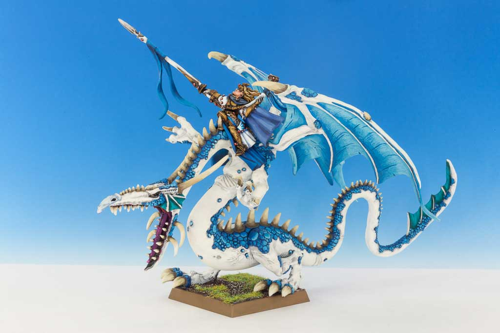 Prince Imrik the Dragonlord - OOP