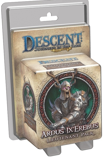 Descent: Journeys in the Dark: Ardus Ix Erebus Lieutenant Pack