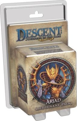Descent 2nd Ed Ariad Lieutenant Pack