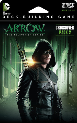 Crossover Pack 2 Arrow - DC Deck-Building Game