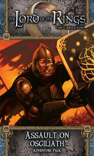 Lord of the Rings (LCG): Assault on Osgiliath