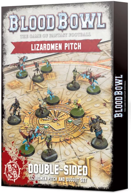 Lizardmen Pitch