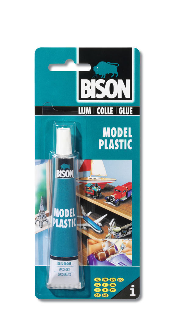 Bison Plastic Glue