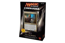 MTG: Commander 2015 Deck - Call the Spirits