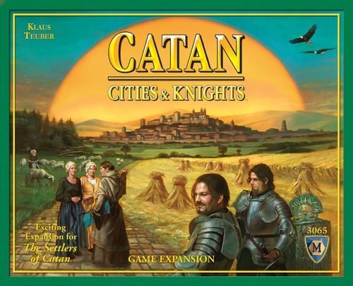 Catan: Cities & Knights 2015 Refresh