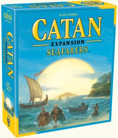 Seaferers of Catan
