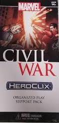 Heroclix Civil War Support Pack
