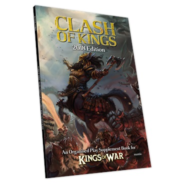 Kings of War: Clash of Kings 2018 Edition