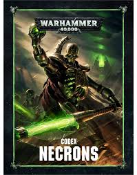 Codex Necrons (8th Edition Hardback)