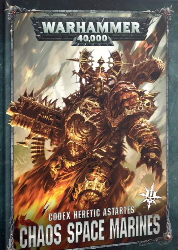 Codex Chaos Space Marines (2019)